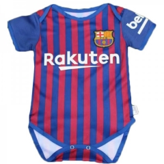 Baby Barcelona Home Blue Infant Crawl Suit 2018-2019