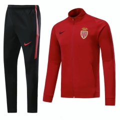 Monaco Red N98 Jacket Suit 2018-2019
