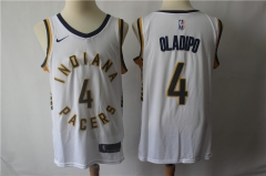 Men NBA 2018-19 OLADIPO  Indiana Pacers #4 Basketball Jersey
