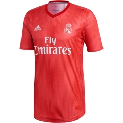 Player Version 2018-2019 Real Madrid Third Away Soccer Jersey Shirts
