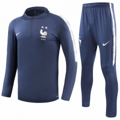 2 Star France Borland Training Suit 2018-2019