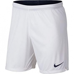 2018 Men's France World Cup Champion 2 Star Home White Short