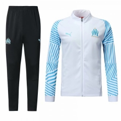 Marseille White N98 Jacket Suit 2018-2019