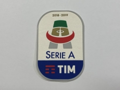 2018-2019 Serie A Silicone Soccer Patch,1pcs