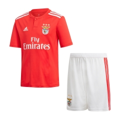 Youth Benfica Home Uniform 2018-2019 ,Jersey+Shorts