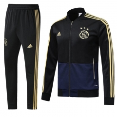 Ajax Black N98 Jacket Suit 2018-2019