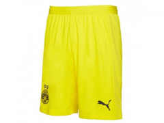 2018-2019 Men's Borussia Dortmund Away Shorts
