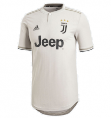 Player Version Juventus Away Soccer Jersey 2018-2019