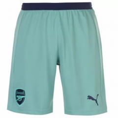2018-2019 Men's Arsenal Third Away Shorts