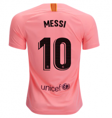 #10 MESSI Barcelona Third Away Soccer Jersey 2018-2019