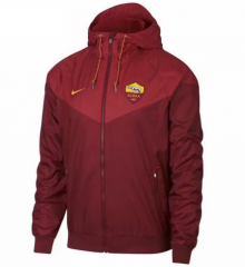 Roma Red Windbreaker 2018