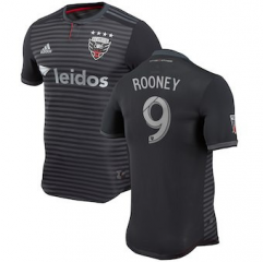 Player Version D.C.United #9 Rooney Home Soccer Jersey 2018-2019