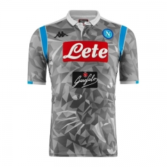 Napoli Third Away Soccer Jersey 2018-2019