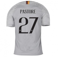 #27 PASTORE Roma Away Soccer Jersey 2018-2019