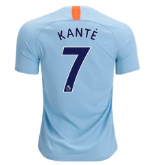#7 KANTE Chelsea Third Away Soccer Jersey 2018-2019
