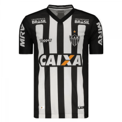 Atletico Mineiro Home With All Sponsor Soccer Jersey 2018-2019