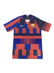 2018 Barcelona 20 Years Mashup Jersey Shirt