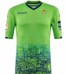 2018-2019 Real Betis Third Away Green Soccer Jersey Shirts