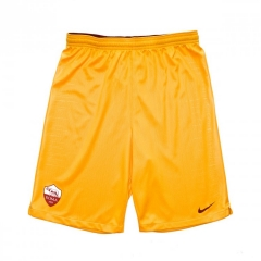 2018-2019 Men's Roma Third Away Shorts
