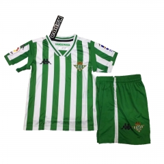 Youth Real Betis Home Uniform 2018-2019 ,Jersey+Shorts [China Quality]