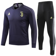 Juventus UCL Purple Training Suit 2018-2019