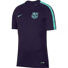 2018 Barcelona Borland Training Short Shirt Jersey