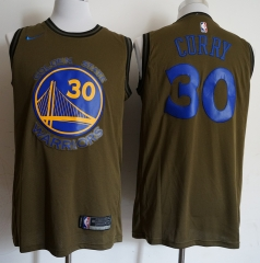 Men NBA Golden State Warriors #30 Stephen Curry Swingman Icon Jersey