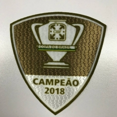 Campeao 2018 Copa Do Brasil Sociedade Esportiva Patch Badge Remendo