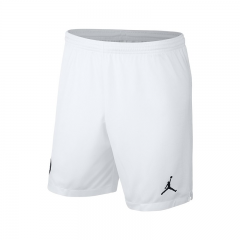2018-2019 Men's Paris Jordan UCL Third Away White Shorts