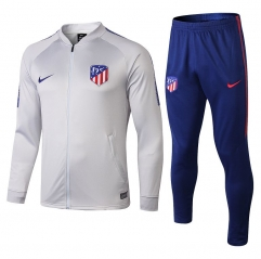 Atletico Madrid Grey Jacket Suit 2018-2019
