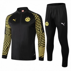 Borussia Dortmund Black Jacket Suit 2018-2019