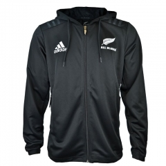 New Zealand All Blacks Hoodie Jacket 2018-2019
