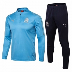 Marseille Blue Training Suit 2018-2019