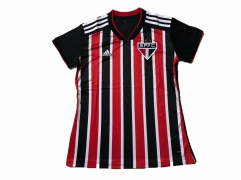 2018-2019 Sao Paulo Away Women's Soccer Jersey [Without Sponsor]