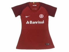 2018-2019 Internacional Home Women's Soccer Jersey