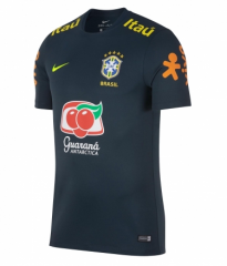 2018 Brazil Green Training Short Shirt Jersey