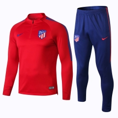 Atletico Madrid Red Training Suit 2018-2019