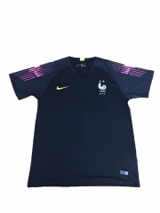 2 Star France Goalkeeper Soccer Jersey Shirt 2018-2019