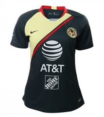 2018-2019 Club America Away Women's Soccer Jersey
