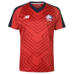 2018-2019 Lille Home Soccer Jersey