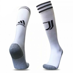 Youth 2018-2019 Juventus Home White Soccer Sock