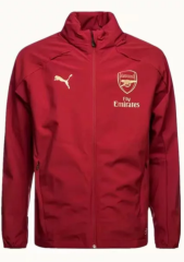 Arsenal Red Windbreaker 2018-2019
