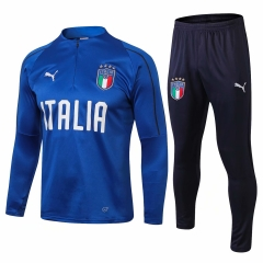Italy Blue Training Suit 2018-2019