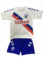 Youth Glasgow Rangers Home Uniform 2018-2019 ,Jersey+Shorts [China Quality]