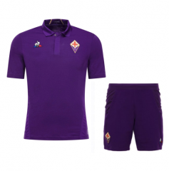 Florence Home Uniform 2018-2019 ,Jersey+Shorts [China Quality]