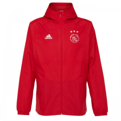 Ajax Red Windbreaker 2018-2019