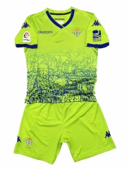 Real Betis Third Away Uniform 2018-2019 ,Jersey+Shorts [China Quality]