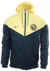 Club America Yellow Windbreaker 2018-2019