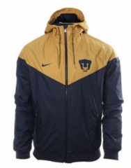 Pumas Yellow Windbreaker 2018-2019