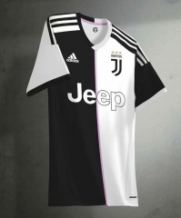 2018-2019 Juventus Home Concept Soccer Jersey